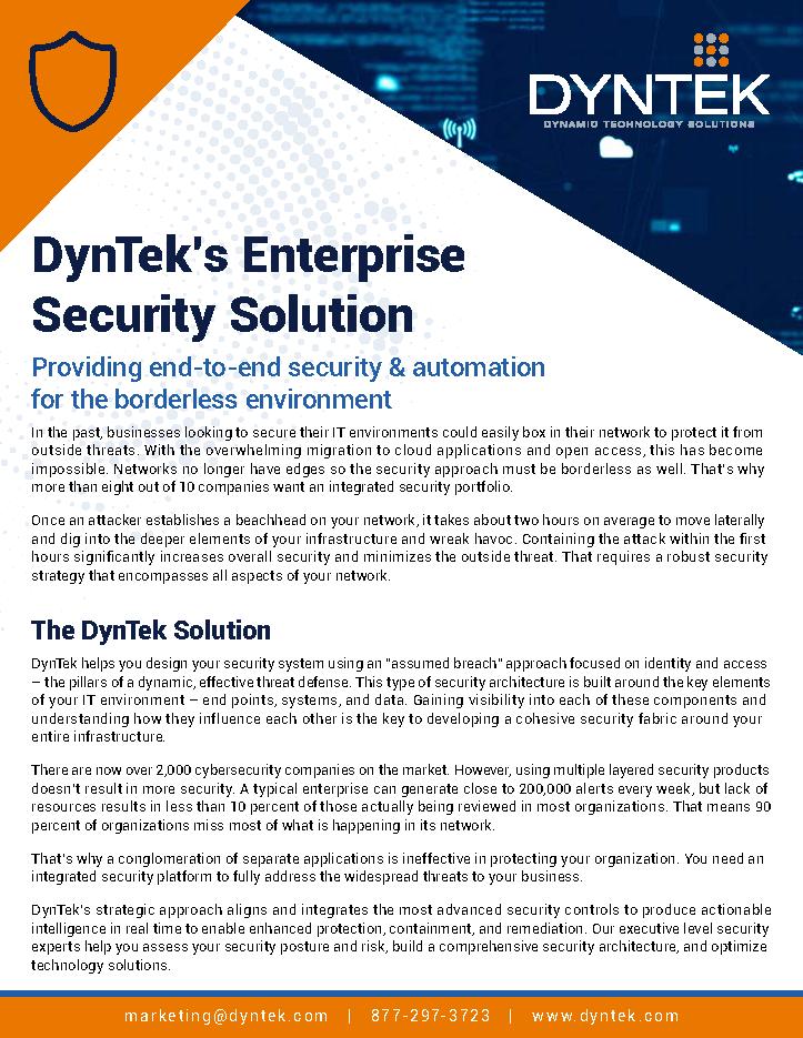 Enterprise Security Solution_Page_1