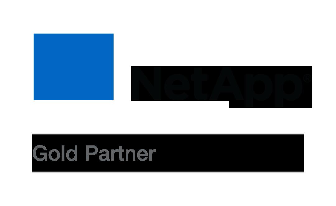 NetApp-Gold-Partner-Logo