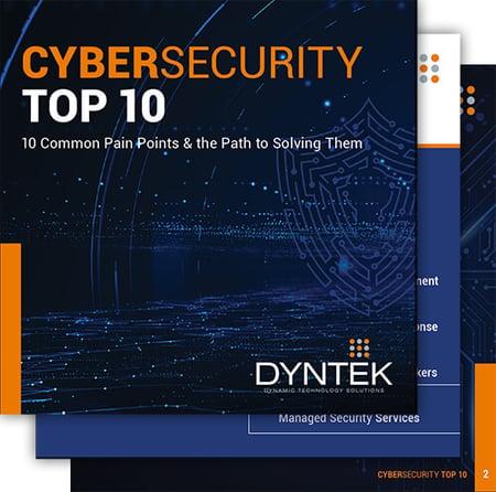 cybersecurity top 10 ebook