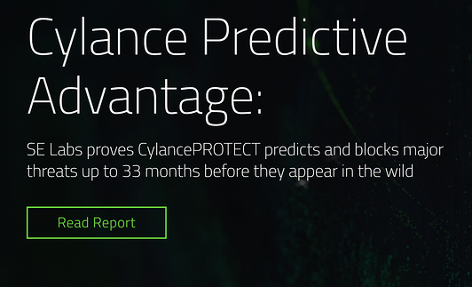 Cylance Report