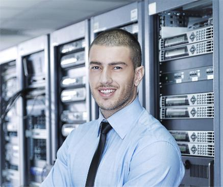 Data center transformation services and solutions from DynTek improve your business.