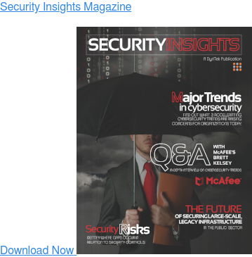 Security Insights Magazine  Download Now